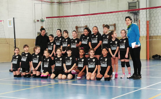 Minivolley concentramento Buccinasco